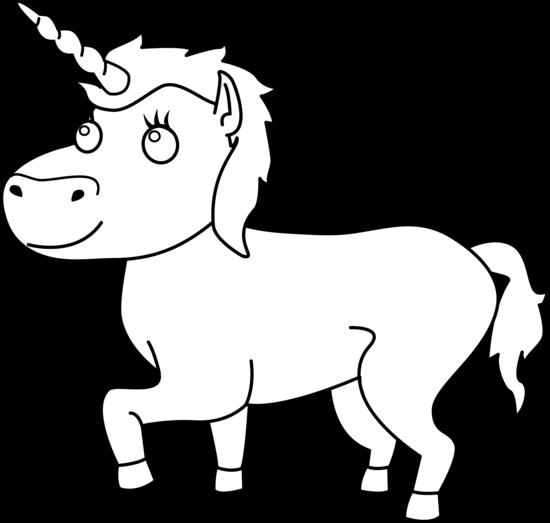 Unicorn clip art free clipart images 3 4