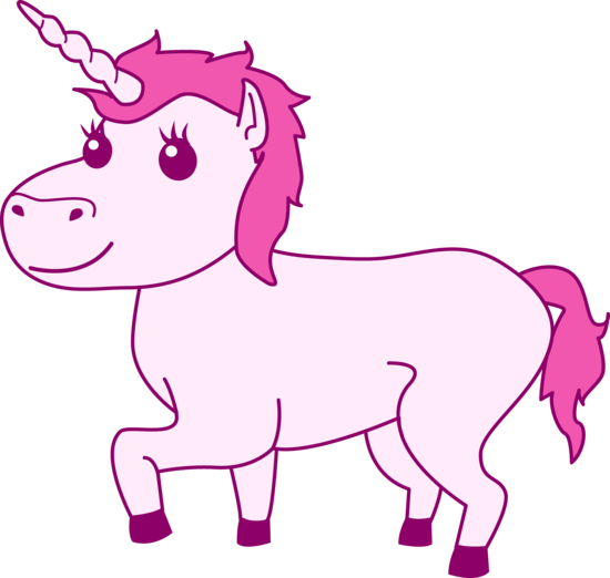 Unicorn clip art free clipart images 4