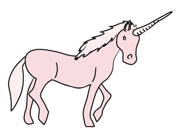 Unicorn clip art free clipart images 6