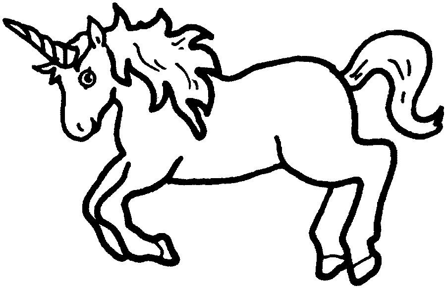 Unicorn clip art free clipart images 7