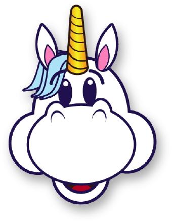 Unicorn clip art unicorn clipart fans 2