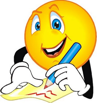 Writing clip art black and white free clipart images