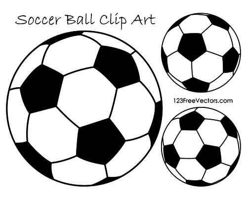 8 soccer ball clipart no background vectors