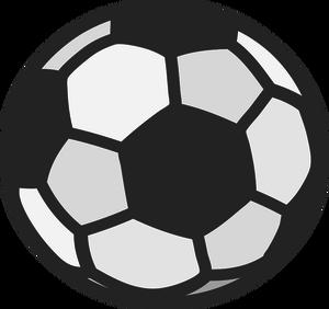 9 soccer ball clip art transparent background