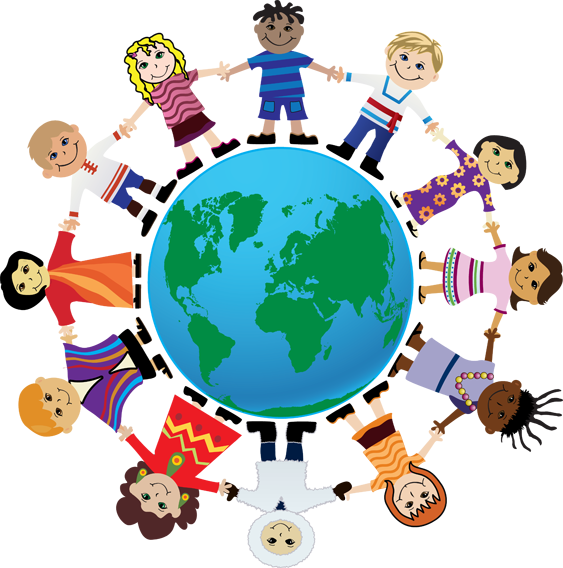 Circle of friends clipart free images