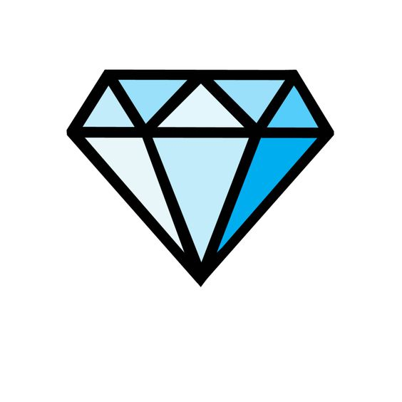 Clipart diamond clipart