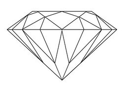 Diamond clip art diamond clipart photo 2