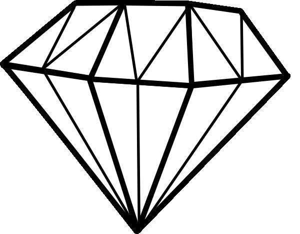 Diamond clip art free clipart images 3