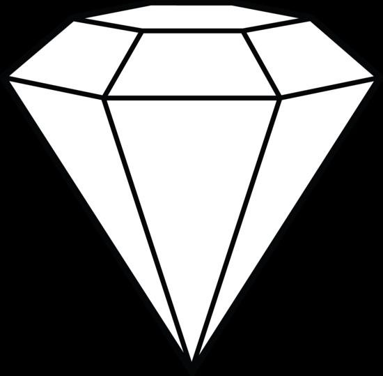 Diamond clip art free clipart images 4