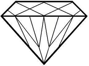 Diamond clip art free clipart images 7