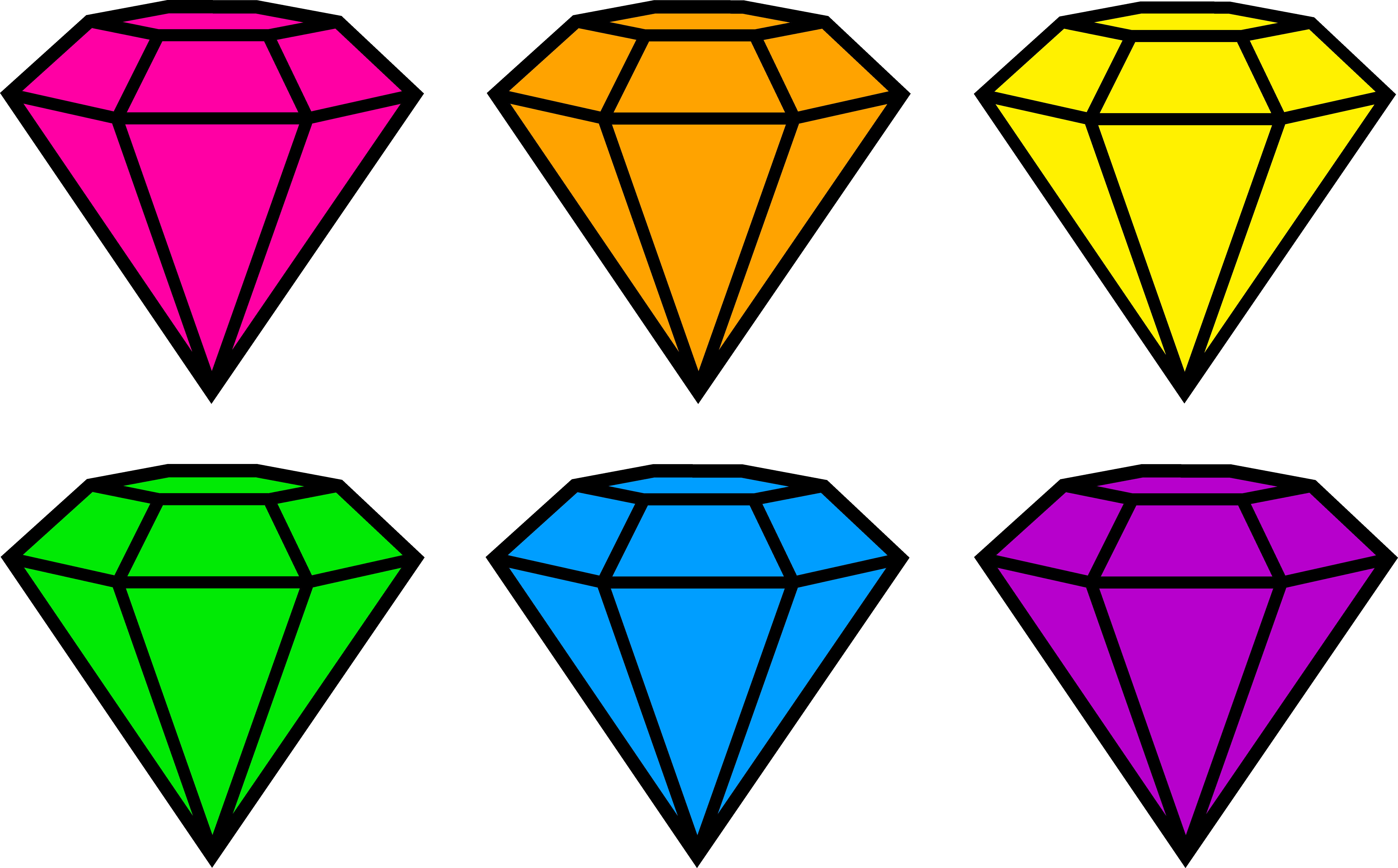 Diamond clip art free clipart images 9