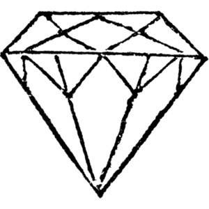 Diamond clipart images 2