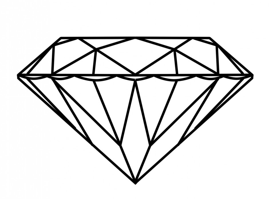 Diamond clipart images