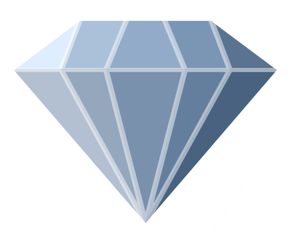 Diamond free to use clipart