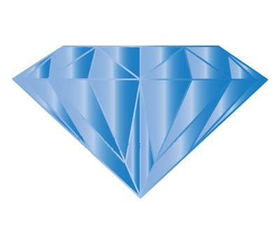 Diamond logo clipart