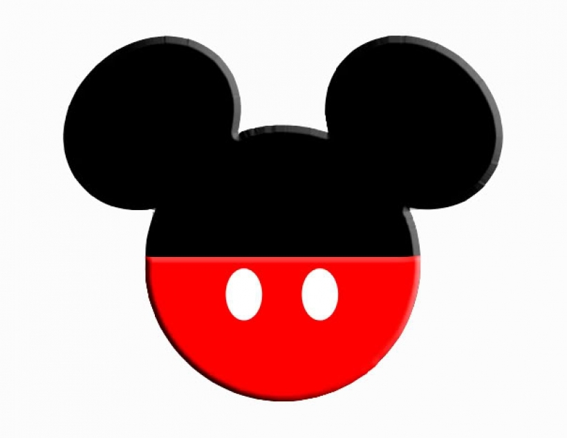 Disney ear clipart mickey and minnie ears