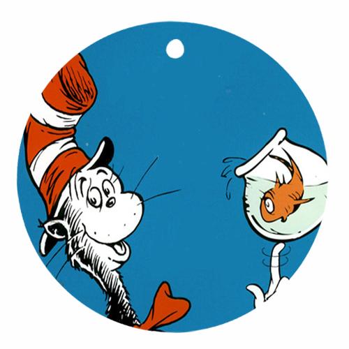 Dr seuss fish clipart 3