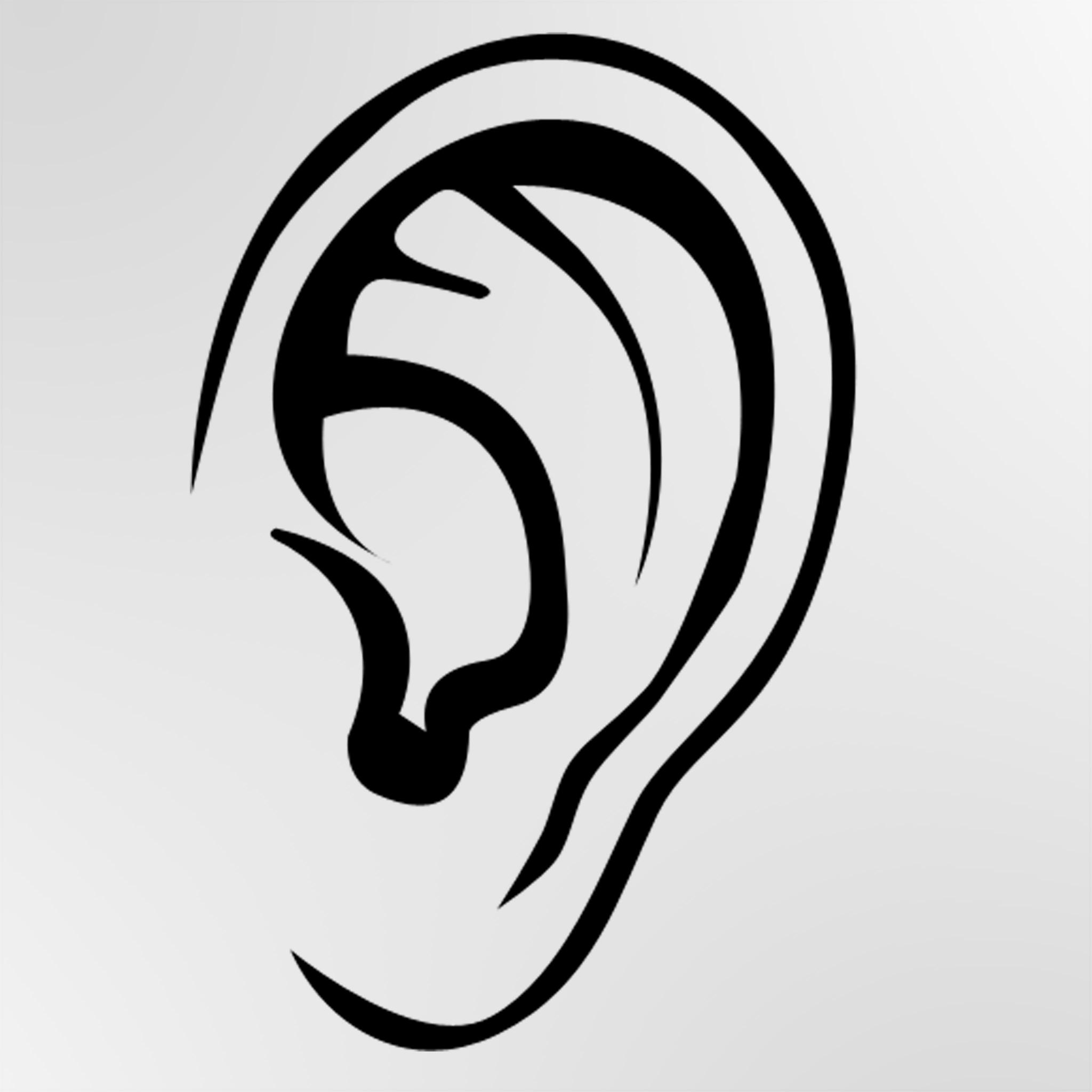 Ear clip art free clipart images 3