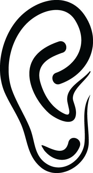 Ear clipart 4