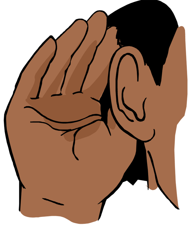 Ear clipart 6