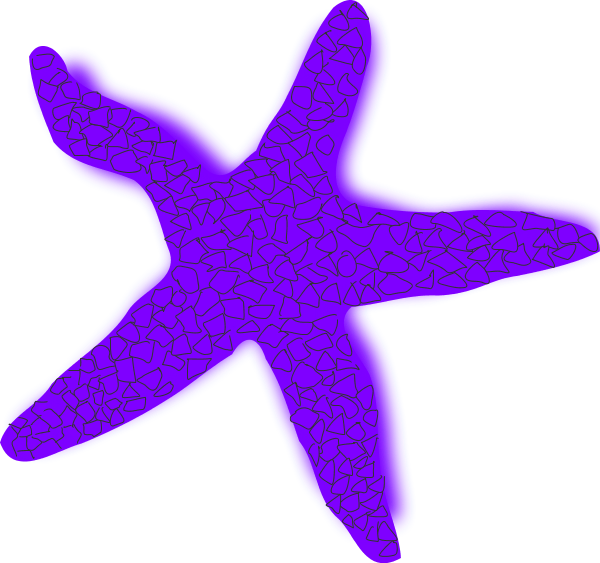 Free clip art starfish clipart 3