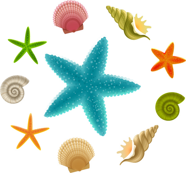Free clipart images starfish free vector download 3