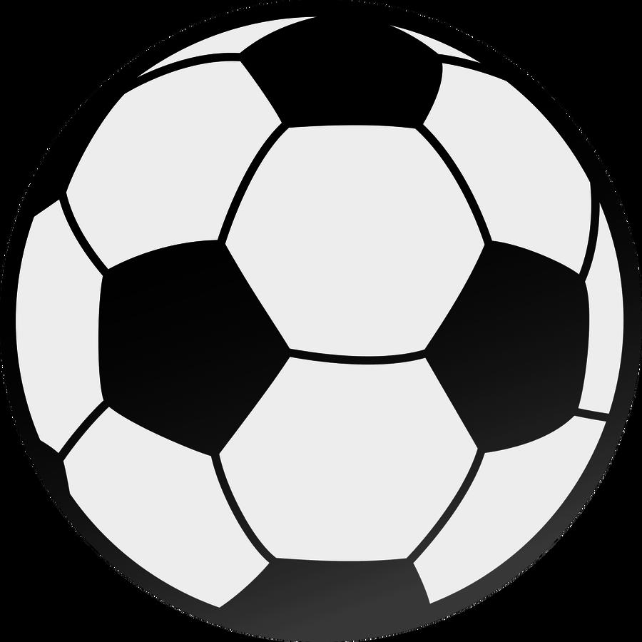 Free soccer ball clip art