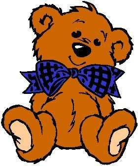Free teddy bear clip art images
