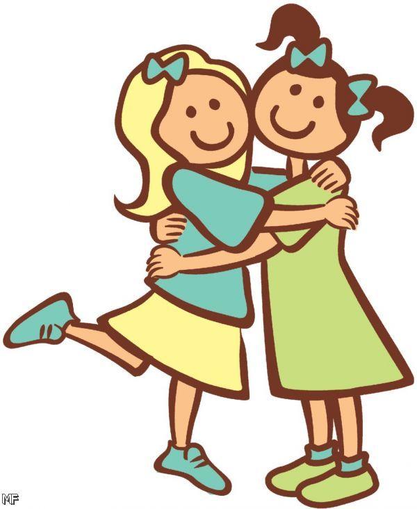 Friends clip art free clipart images