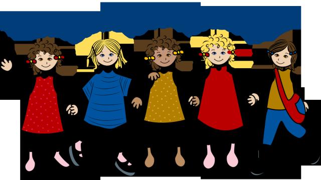 Friendship free clip art friends clipart 4