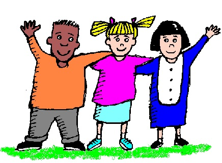 Group of friends clipart free images 2