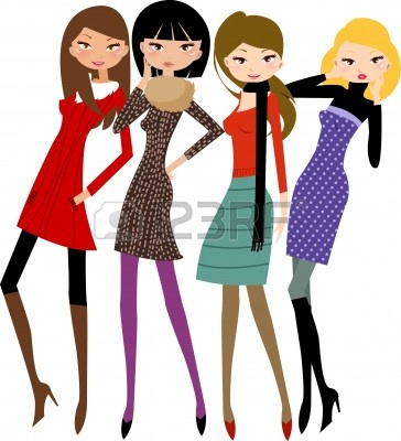 Group of friends clipart free images 6