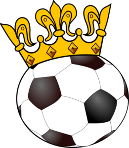 Kids soccer ball clipart free images
