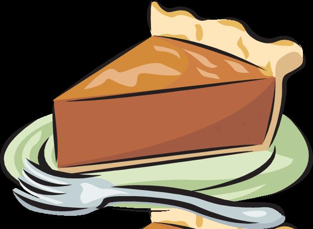 Pie clipart 3