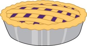 Pie free clipart