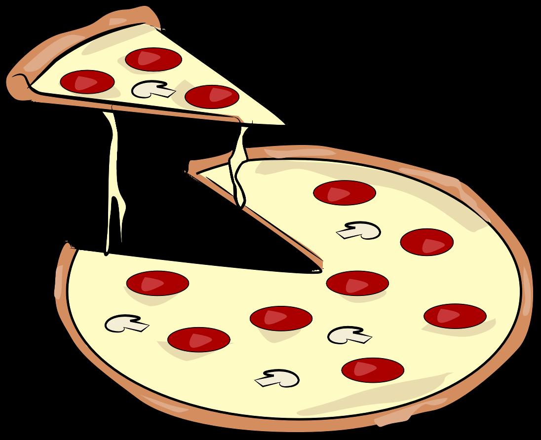 Pizza pie clip art free clipart images 2