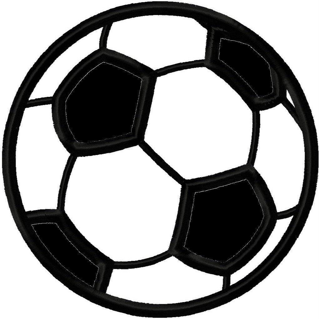 Soccer ball clip art 2 3