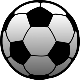 Soccer ball clip art 5