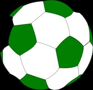 Soccer ball clip art 8