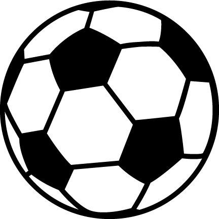Soccer ball clip art free