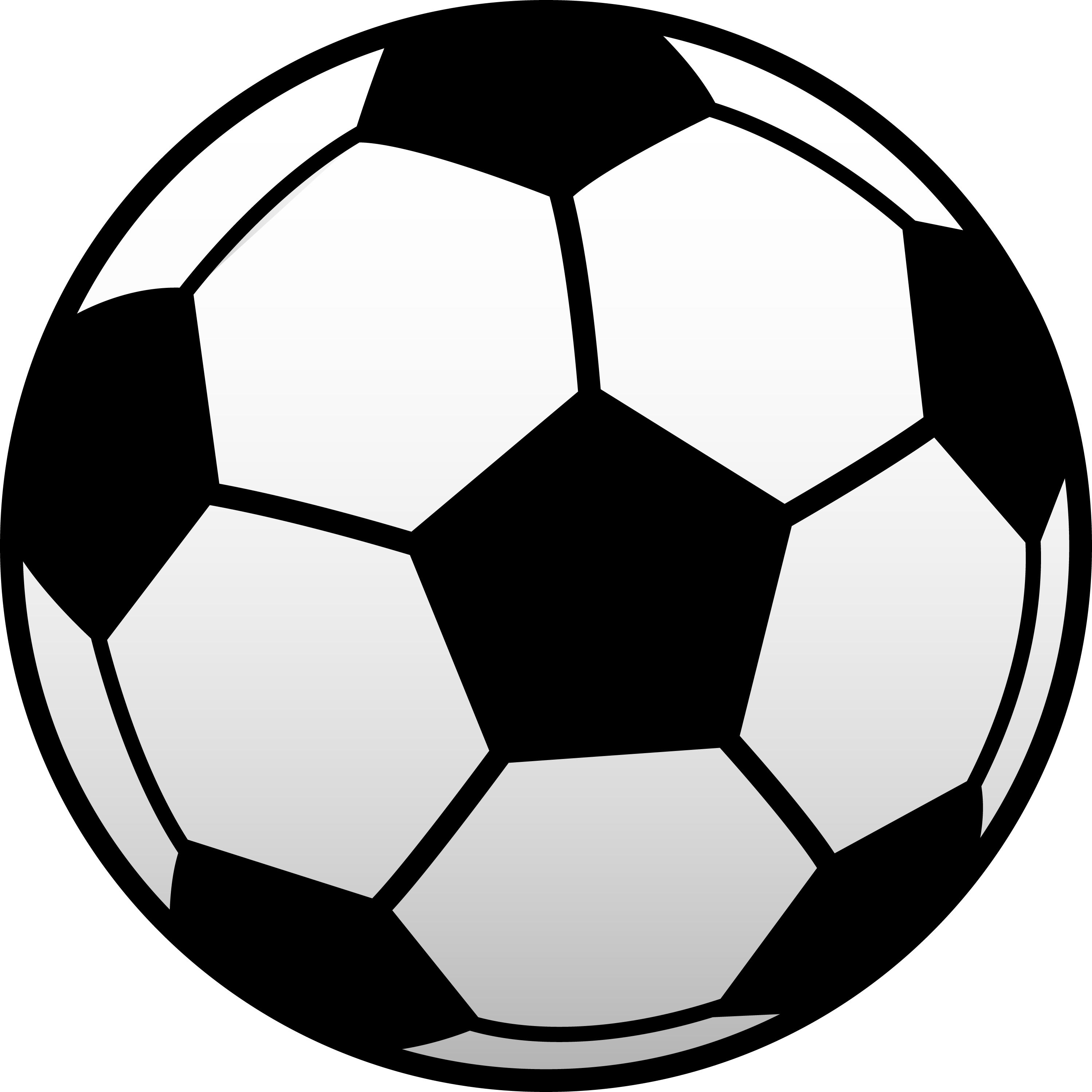 Soccer ball clipart free images 2