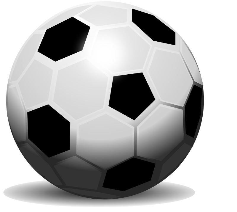 Soccer ball soccer clip art pictures clipartbold