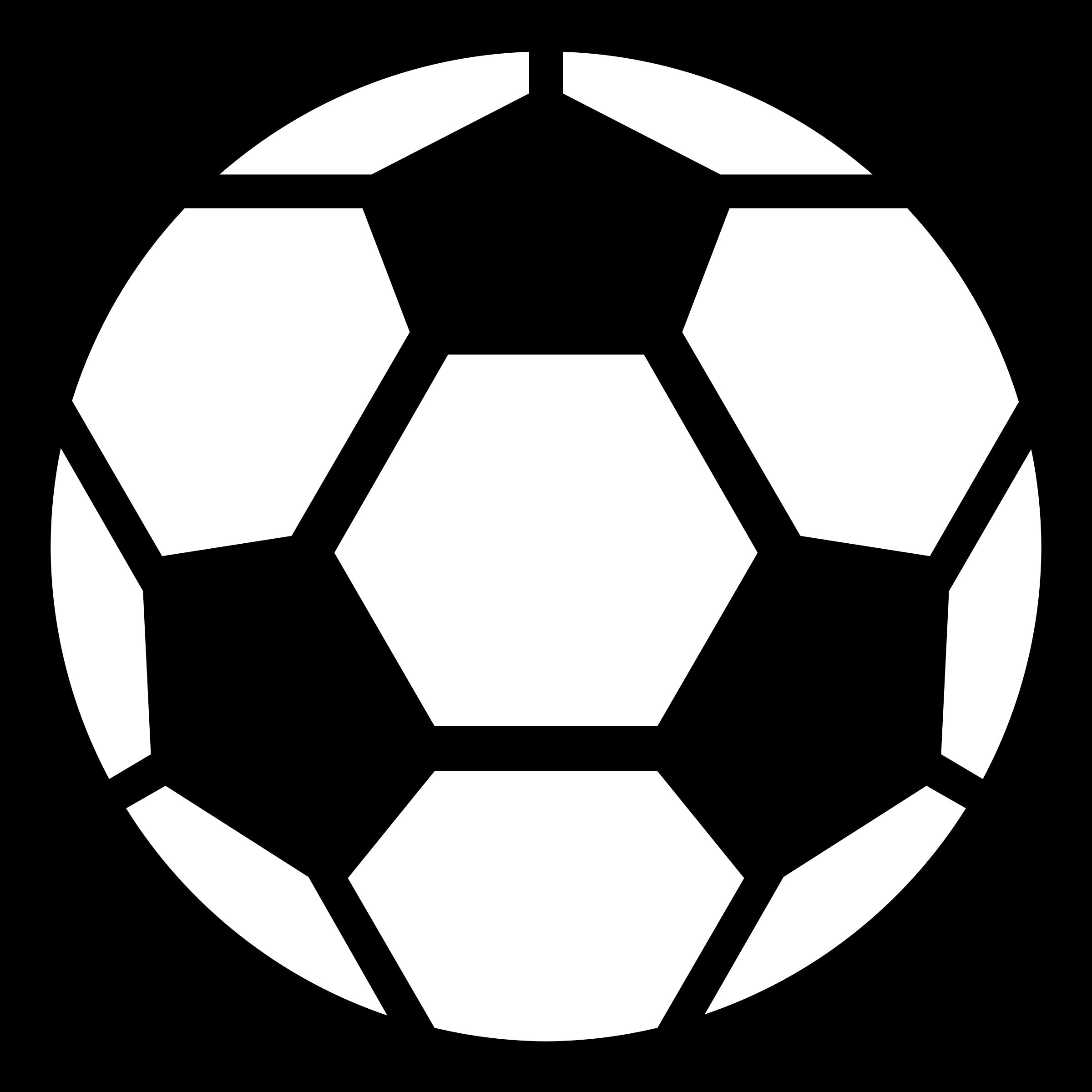 Soccer balls clipart tumundografico