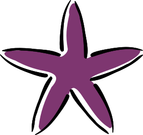 Starfish clip art download