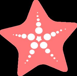Starfish clipart 3