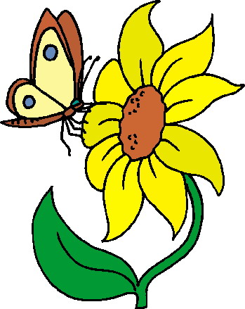Sunflower clip art free printable clipart 2 11
