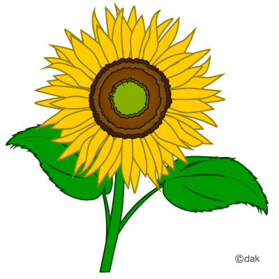 Sunflower clip art free printable clipart 2 2