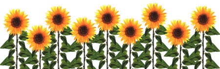 Sunflower clip art free printable clipart 2 6