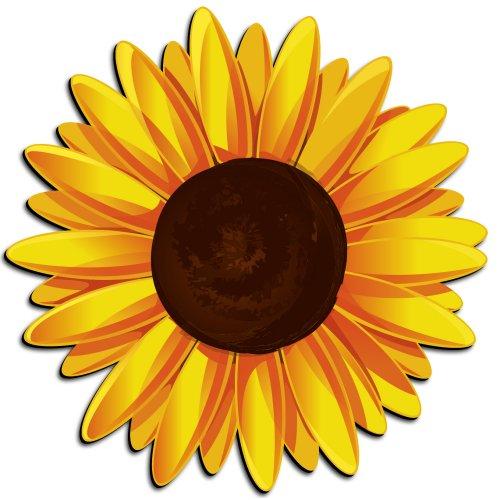 Sunflower clip art free printable clipart 2 9