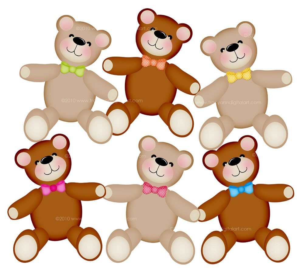 Teddy bear clip art images free clipart